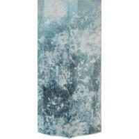 Κουρτίνα ντεγκραντέ διάφανη με το μέτρο 60610-03