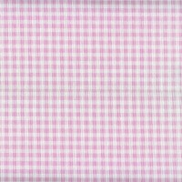 Ύφασμα λονέτα καρό ρόζ matilde 6 (με το μέτρο)