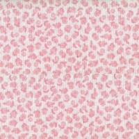 Ύφασμα λονέτα εμπριμέ ρόζ matilde 4 με το μέτρο