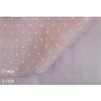 Κουρτίνες σετ δαντέλες-γάζα με το μέτρο Pua 2-1609 Pink