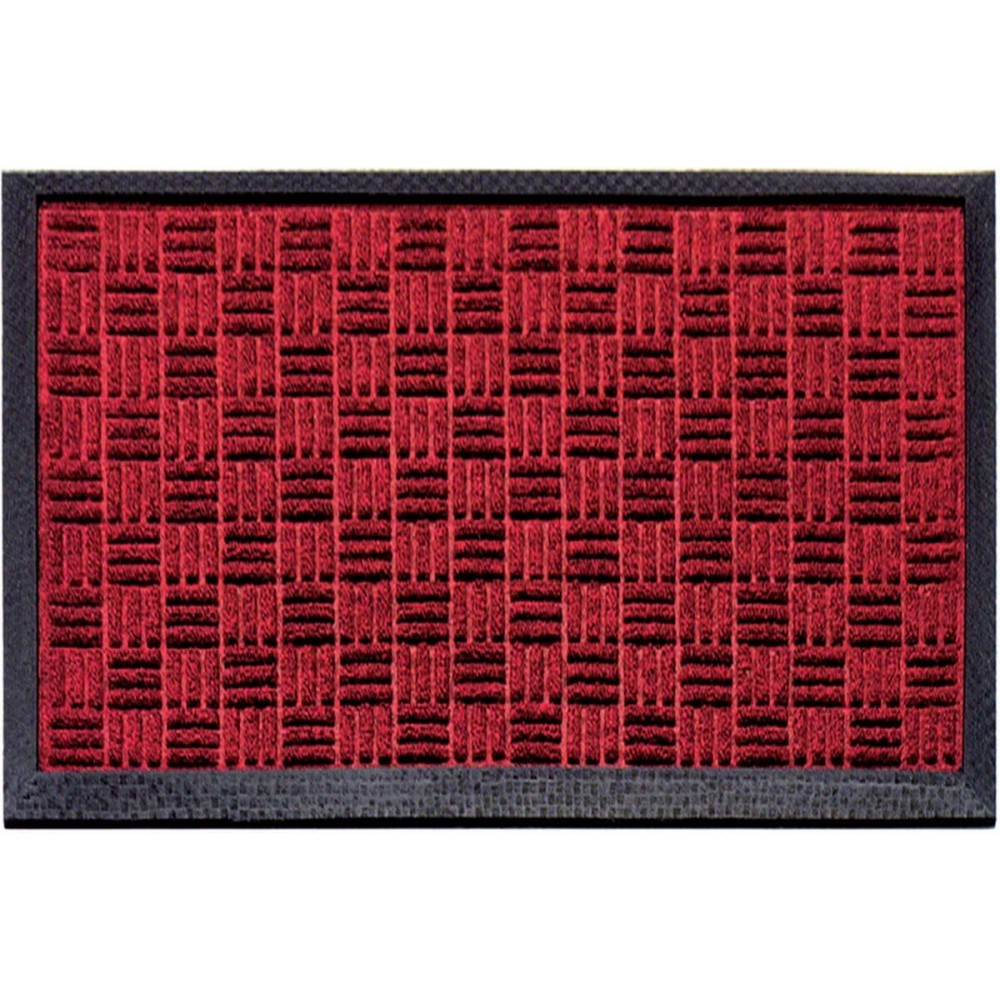 Χαλάκια εισόδου Supreme 001 red 40x60cm