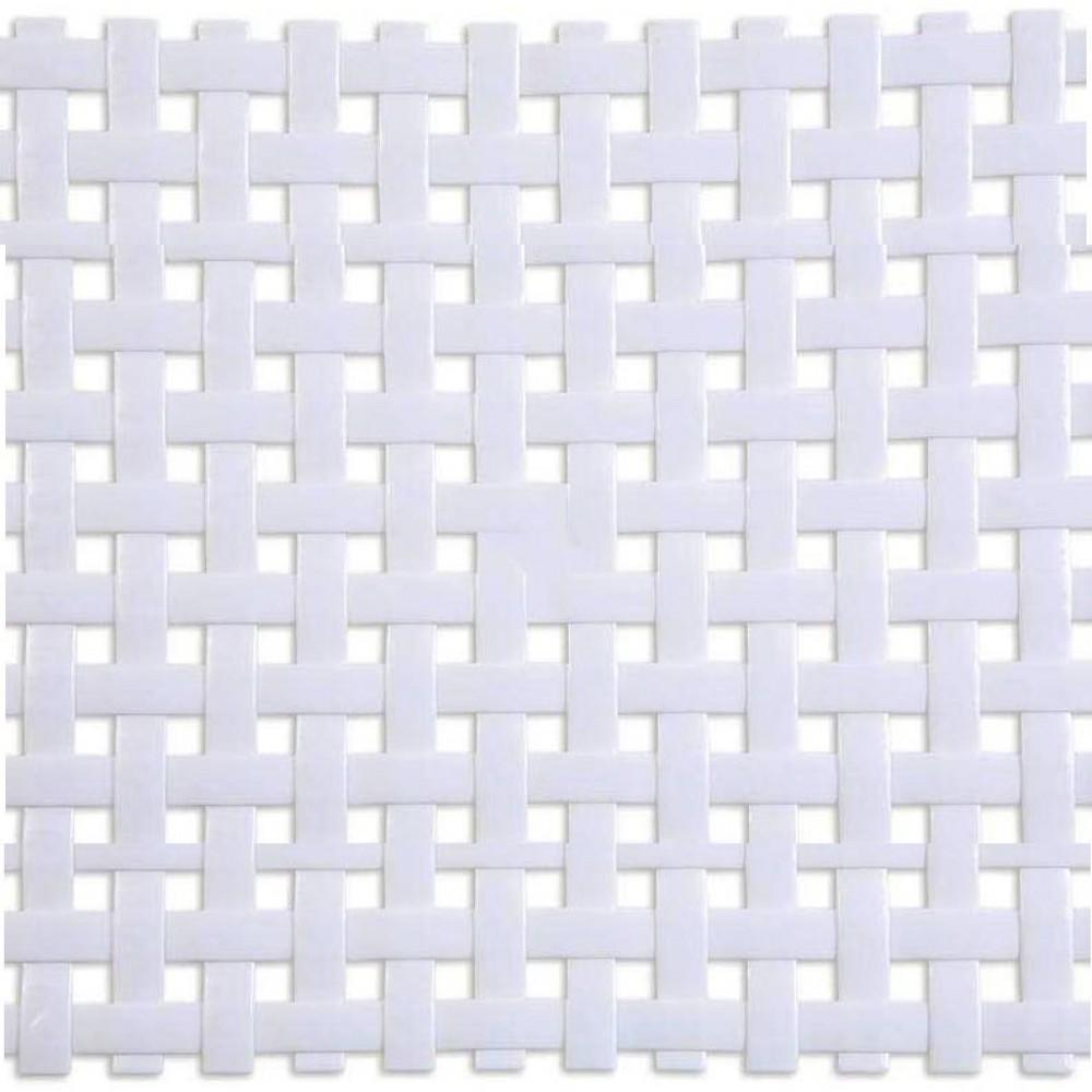 Αντιολισθητικό ταπέτο ντουζιέρας Octopus Plexo 00266-1 λευκό 54x54cm