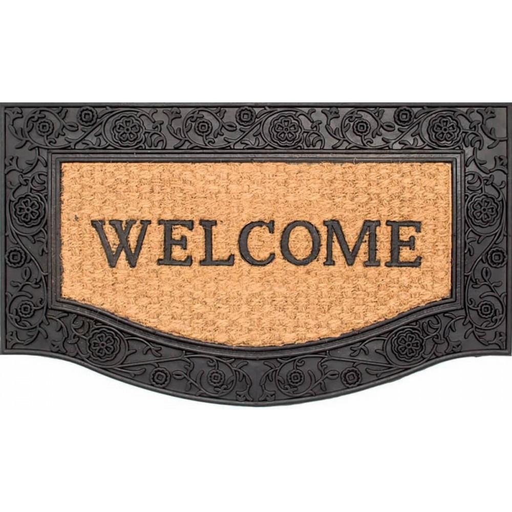 Χαλάκια εισόδου Welcome Opaq Eden 003