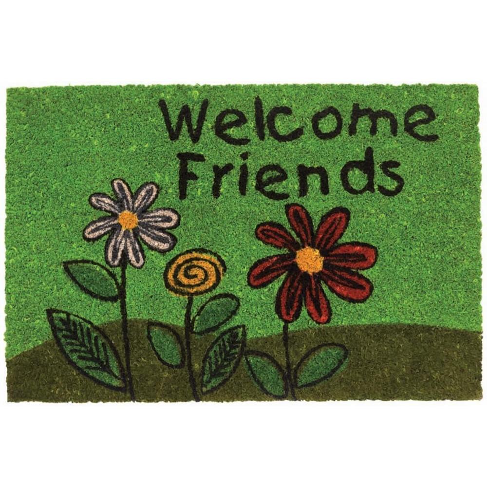 Χαλάκια εισόδου Ruco Print 401 welcome friends 40x60cm