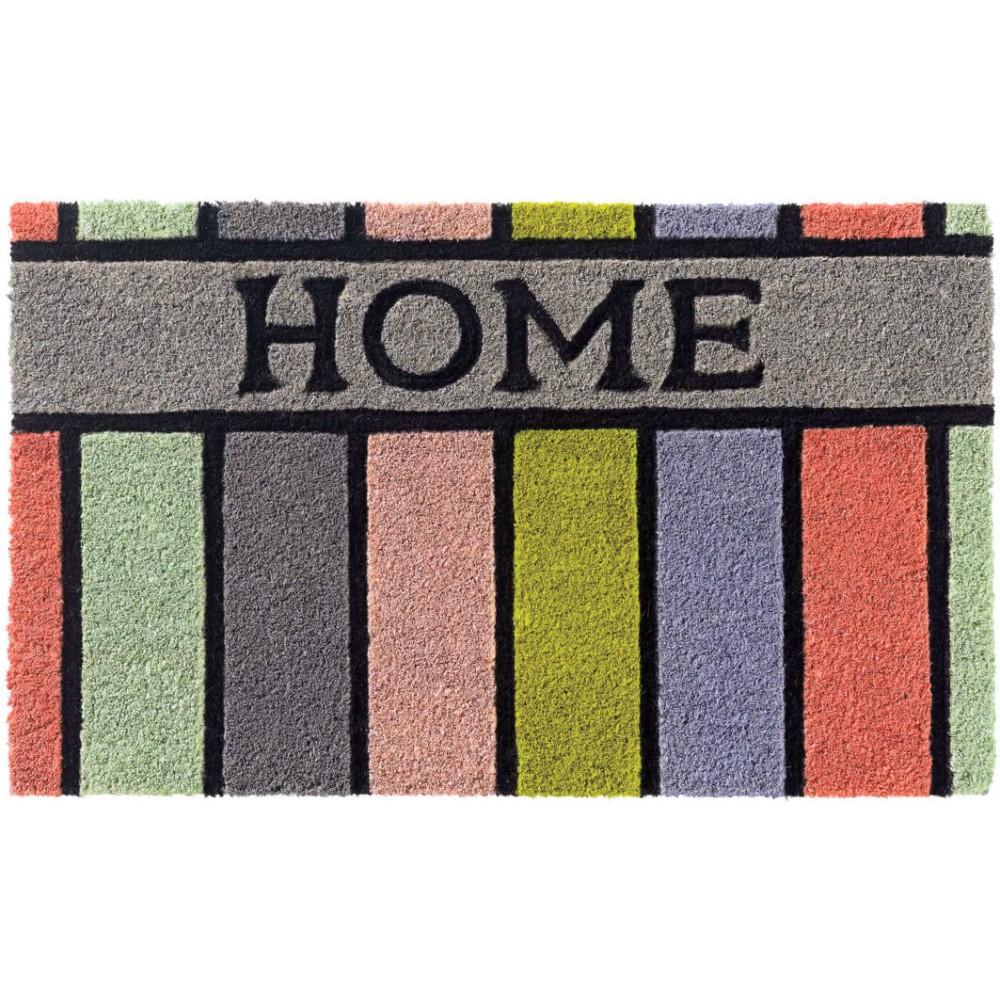 Χαλάκια εισόδου Ruco Style 002 pastel home 45x75cm
