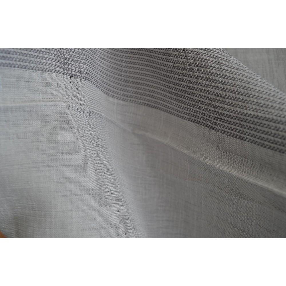 Κουρτίνες ριγέ ημιδιάφανες με το μέτρο 19600 1