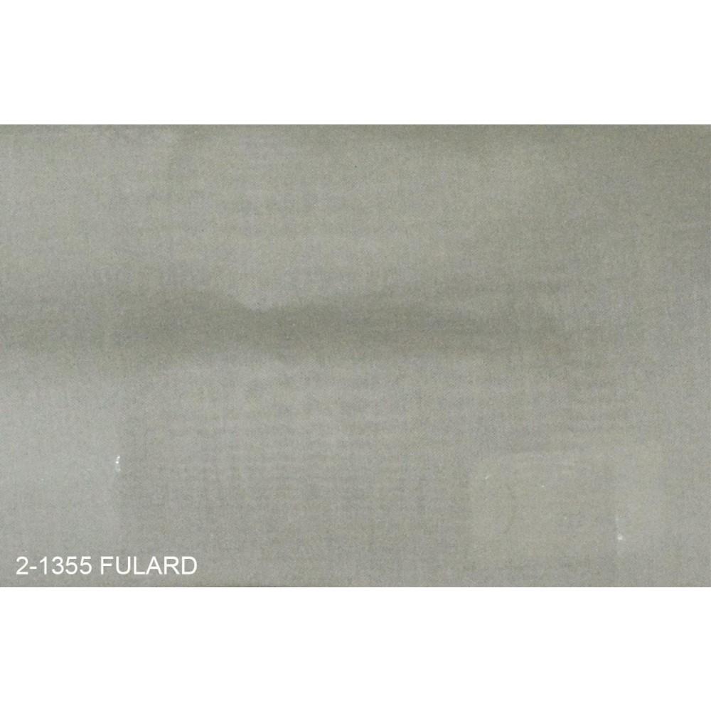 Κουρτίνα μονόχρωμη με το μέτρο Fulard 2-1355