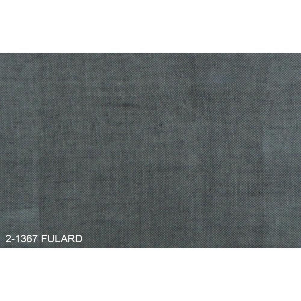 Κουρτίνα μονόχρωμη με το μέτρο Fulard 2-1367