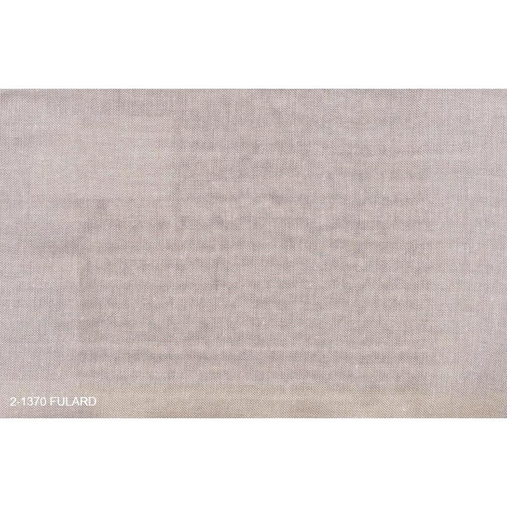 Κουρτίνα μονόχρωμη με το μέτρο Fulard 2-1370