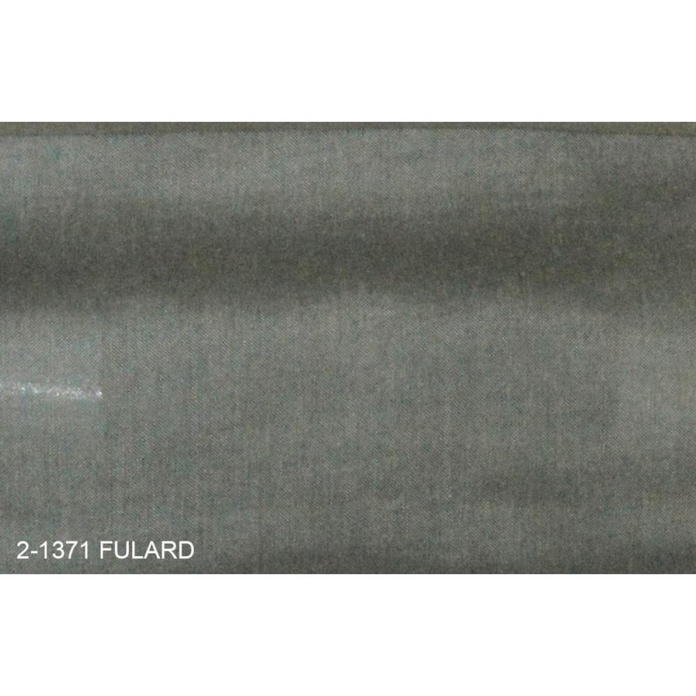 Κουρτίνα μονόχρωμη με το μέτρο Fulard 2-1371