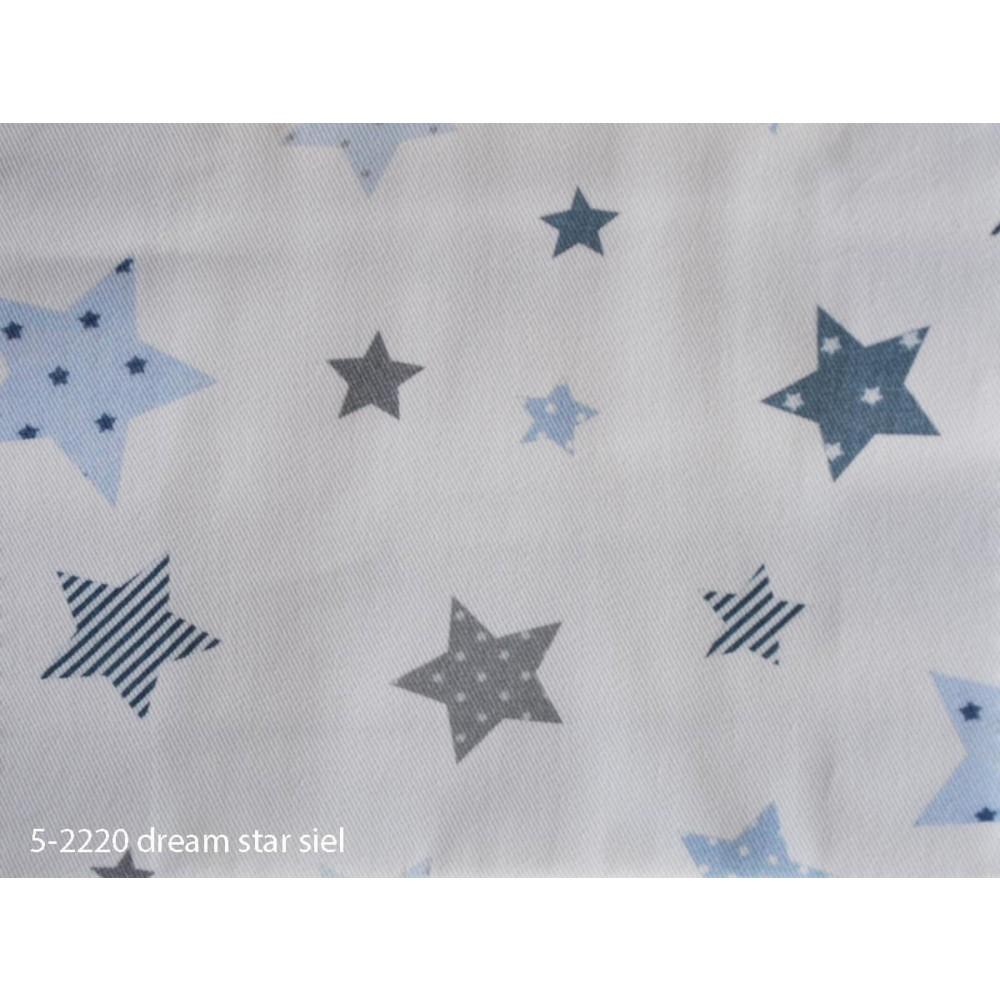 Ύφασμα παιδικό με το μέτρο Dream star siel 5-2220