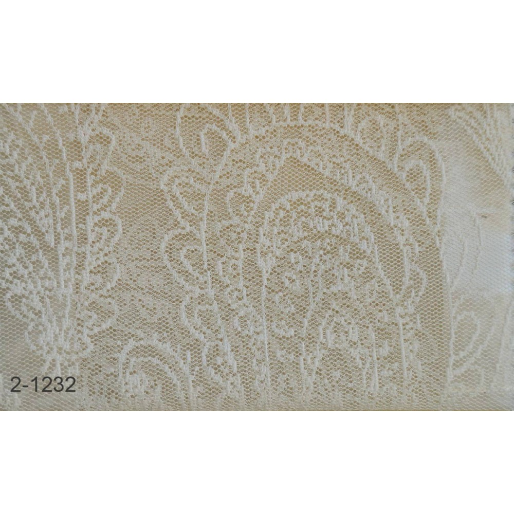 Κουρτίνα δαντέλα Lahore 2-1232 Beige
