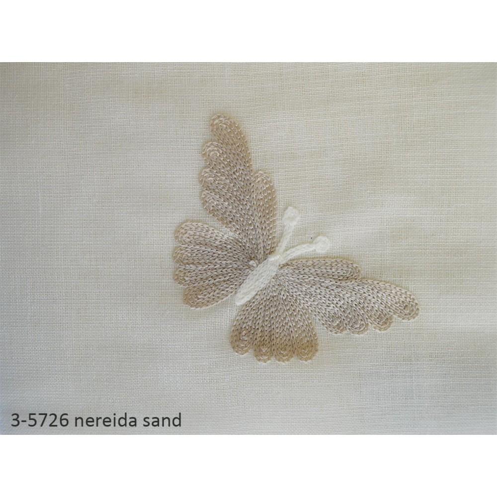 κουρτίνα nereida sand