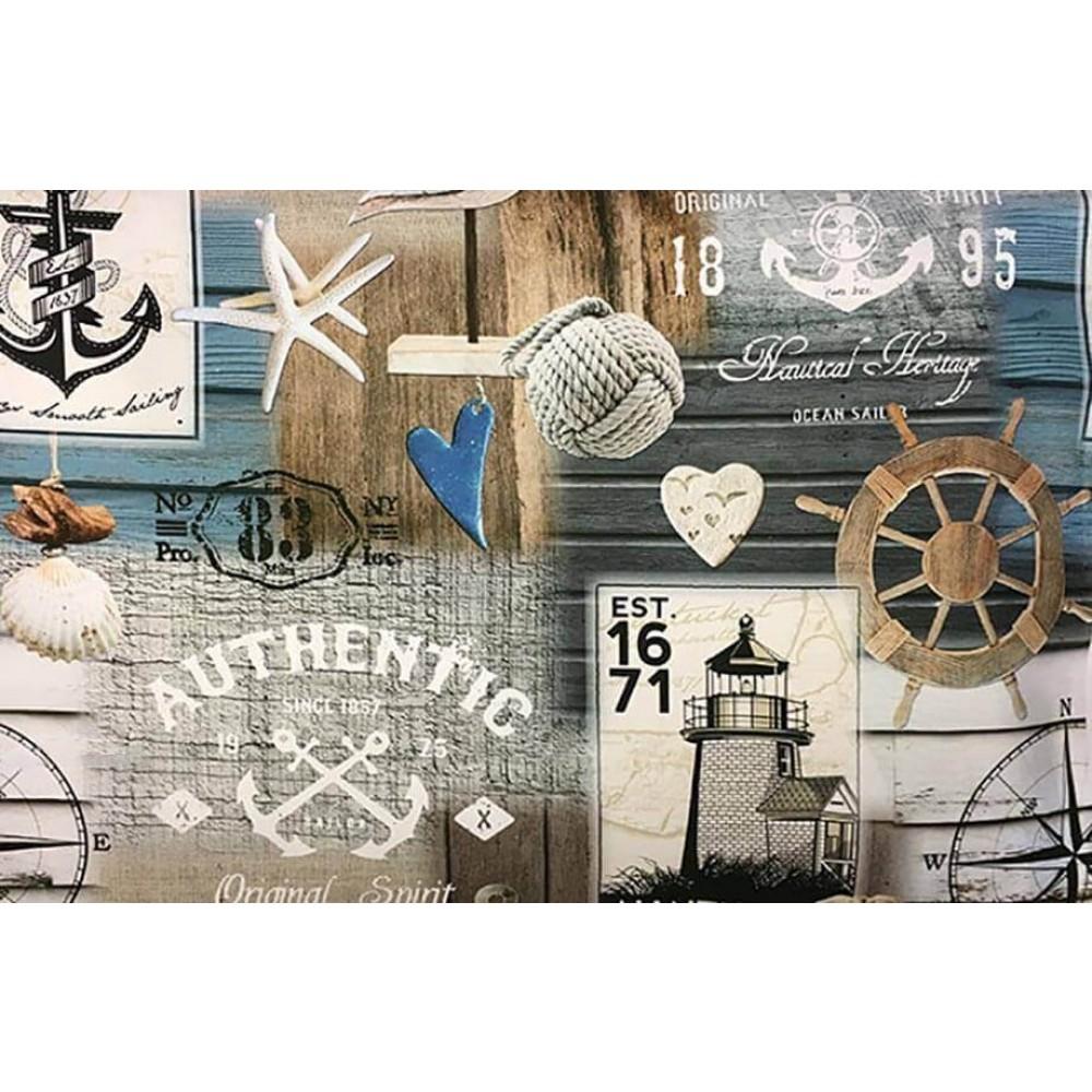 Ύφασμα sailboat 5-2170