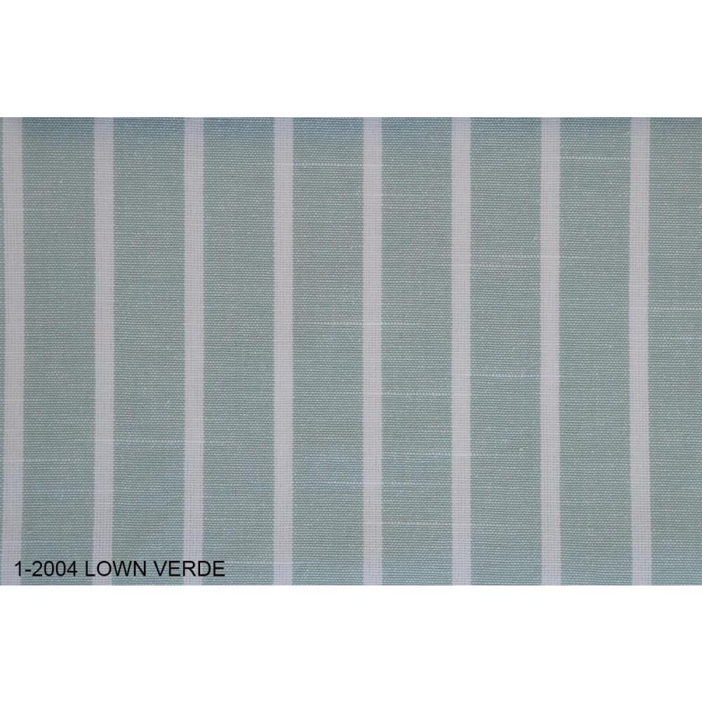Ύφασμα νηματοβαφή Lown Verde 1-2004 με το μέτρο