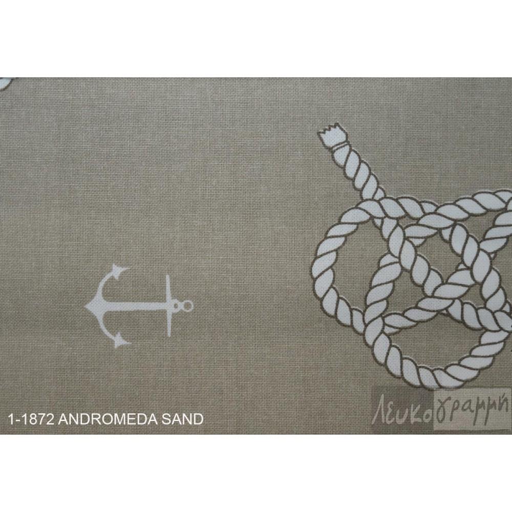 ύφασμα Andromeda Sand 1-1872