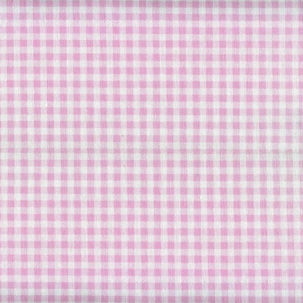 Ύφασμα λονέτα καρό ρόζ matilde 6