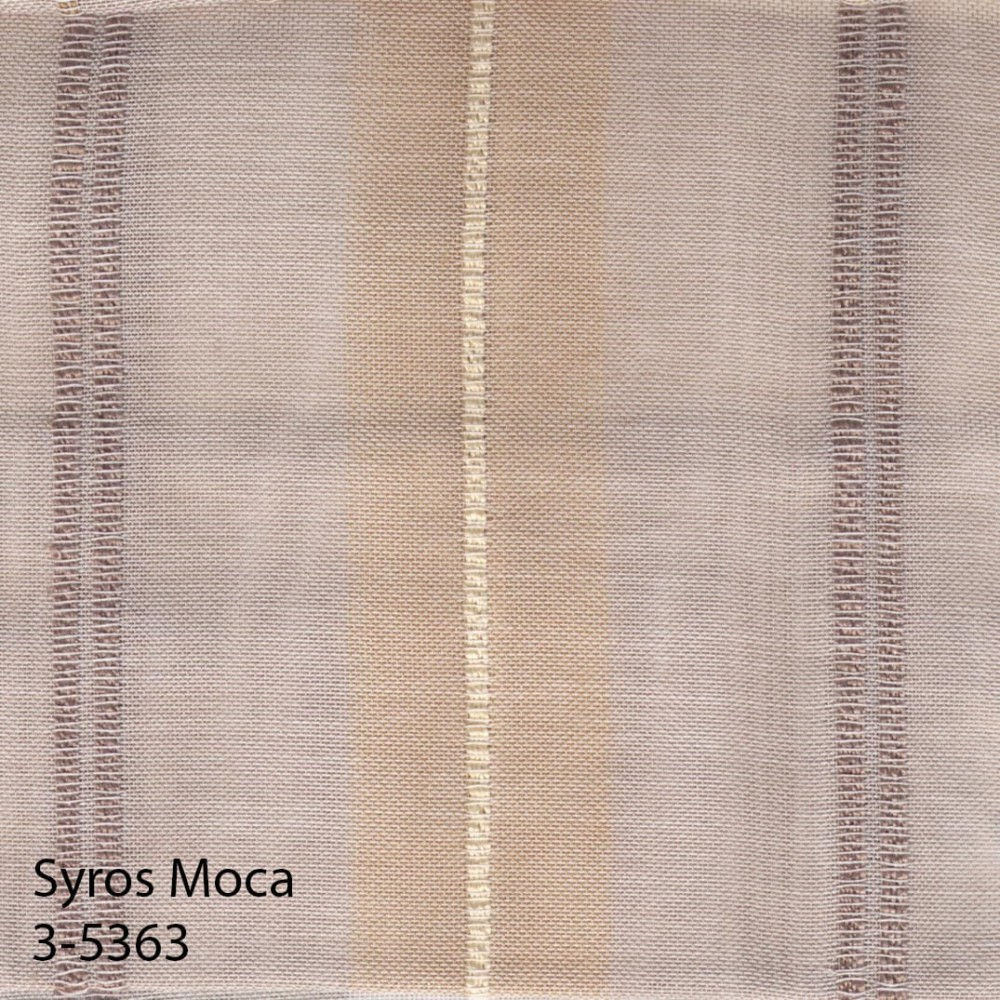 Κουρτίνα Syros moca με το μέτρο