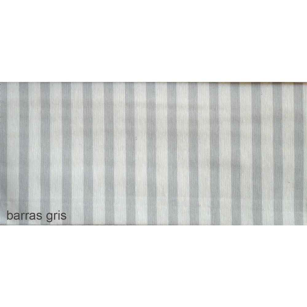 7.ύφασμα barras gris