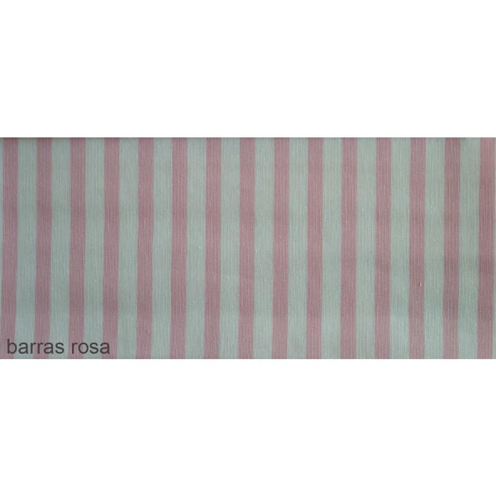 7.ύφασμα barras rosa