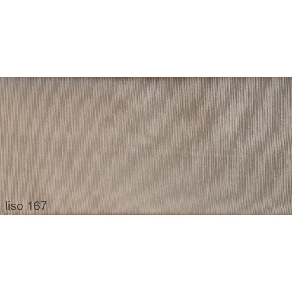 Ύφασμα λονέτα μονόχρωμη με το μέτρο Decora liso 167 moka