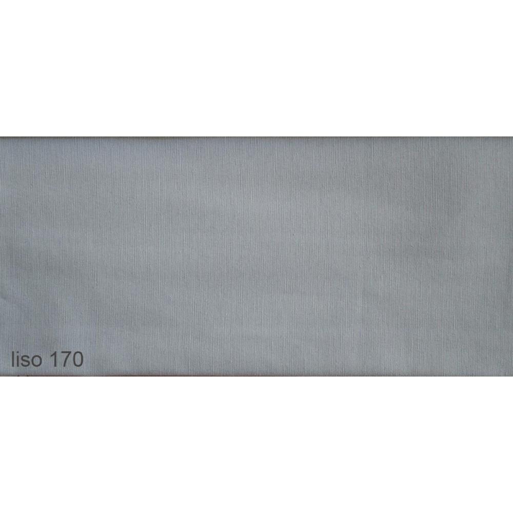 Ύφασμα λονέτα μονόχρωμη με το μέτρο Decora liso 170 gris