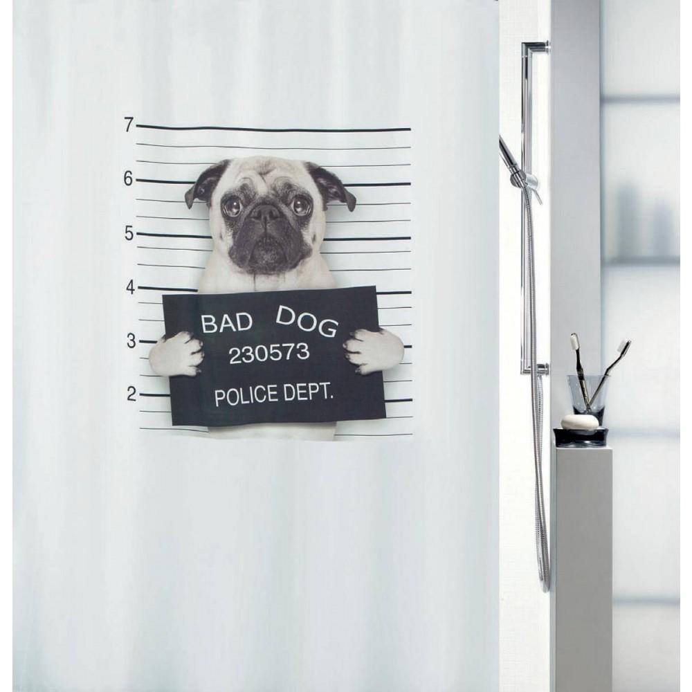 Κουρτίνα Μπάνιου Spirella Bad Dog 02012-1