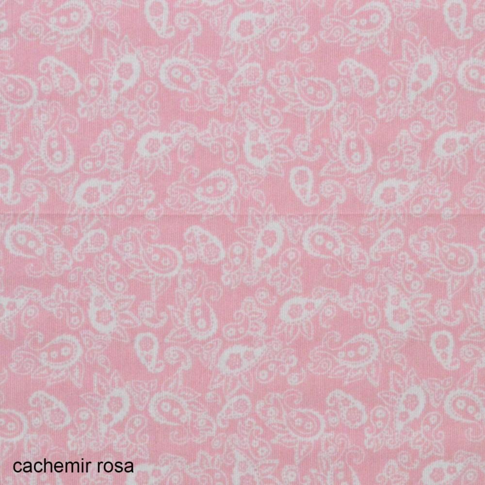 ύφασμα Candy Cachemir rosa
