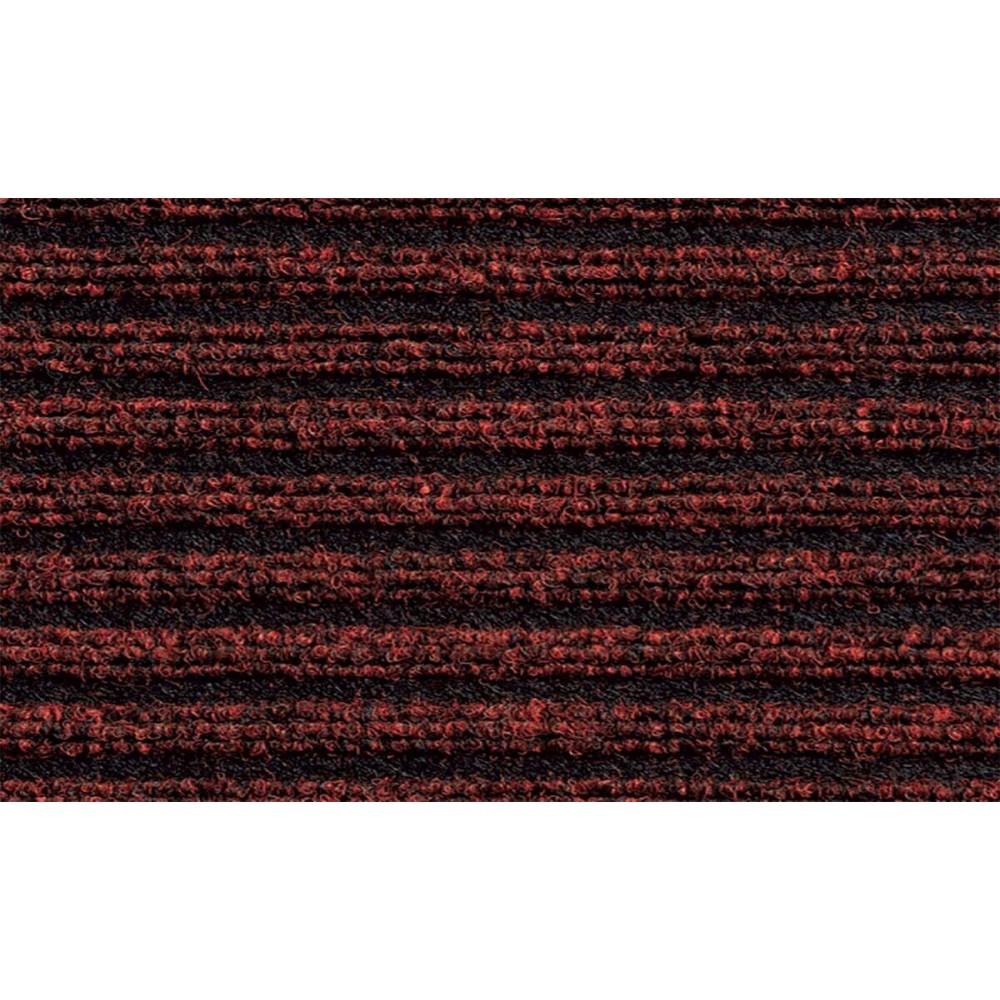 Χαλάκια εισόδου Everton 001 red 60x80cm (λεπτομέρεια)
