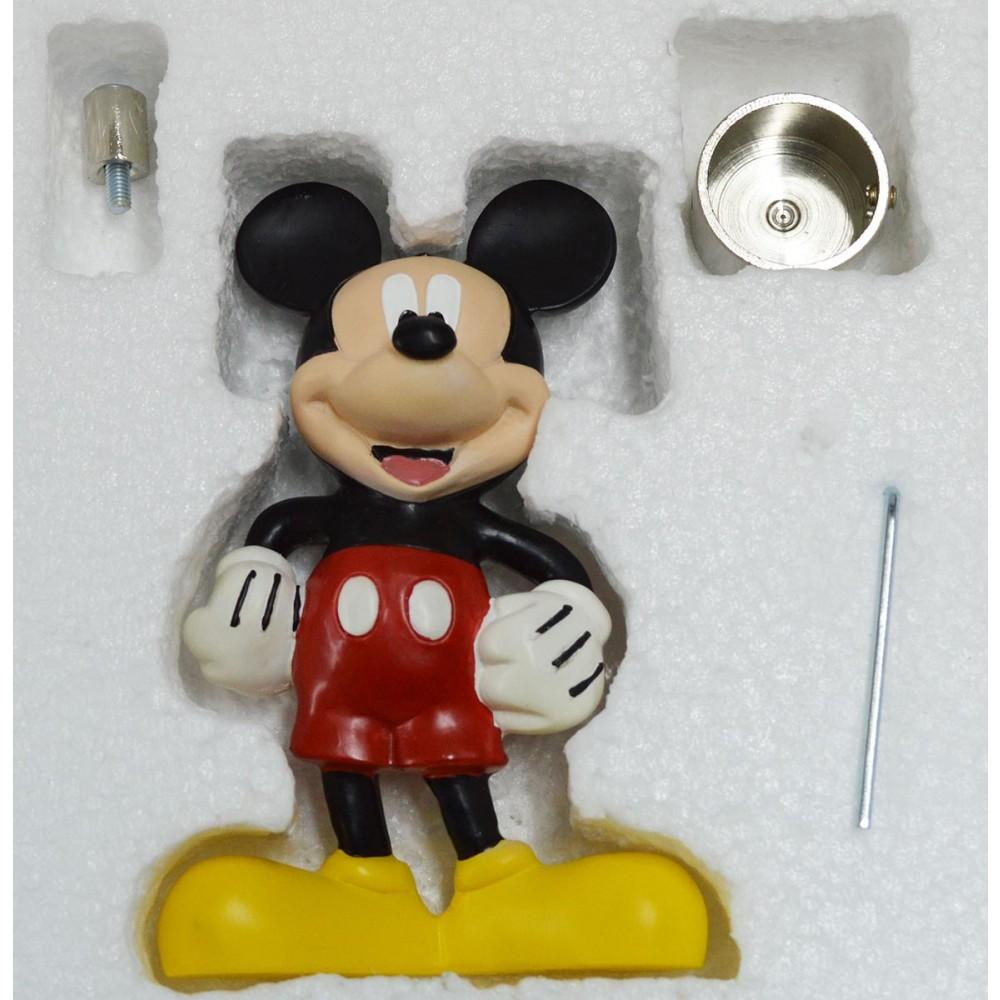 Κουρτινόξυλο παιδικό Disney Mickey Φ 25mm nickel 2
