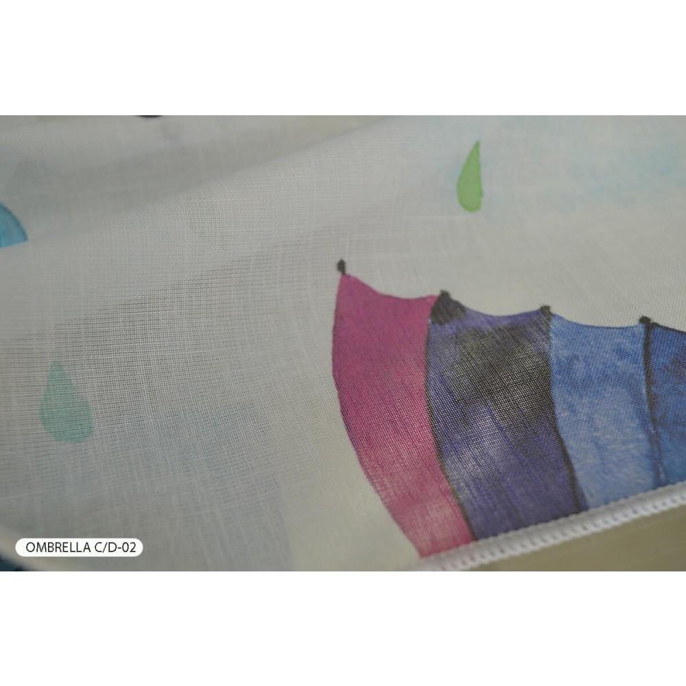 Κουρτίνα παιδική Ombrella C/D-02 με το μέτρο_1