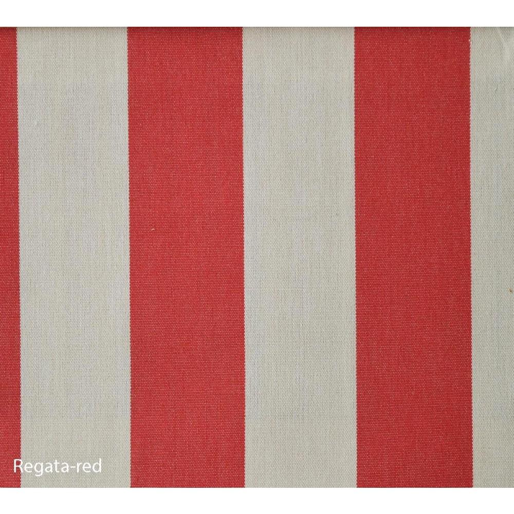 Ύφασμα νηματοβαφή Outdoor Regata Red