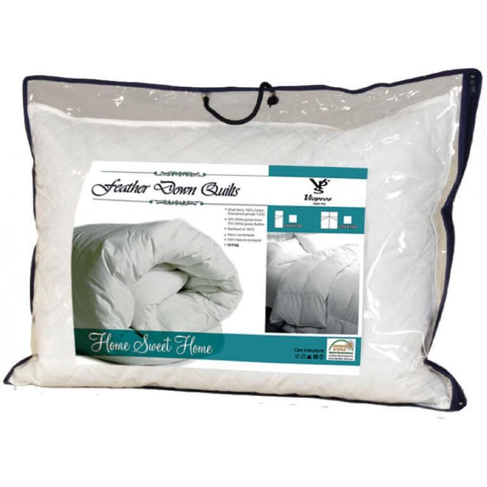 Μαξιλάρι ύπνου πουπουλένιο συσκευασία
