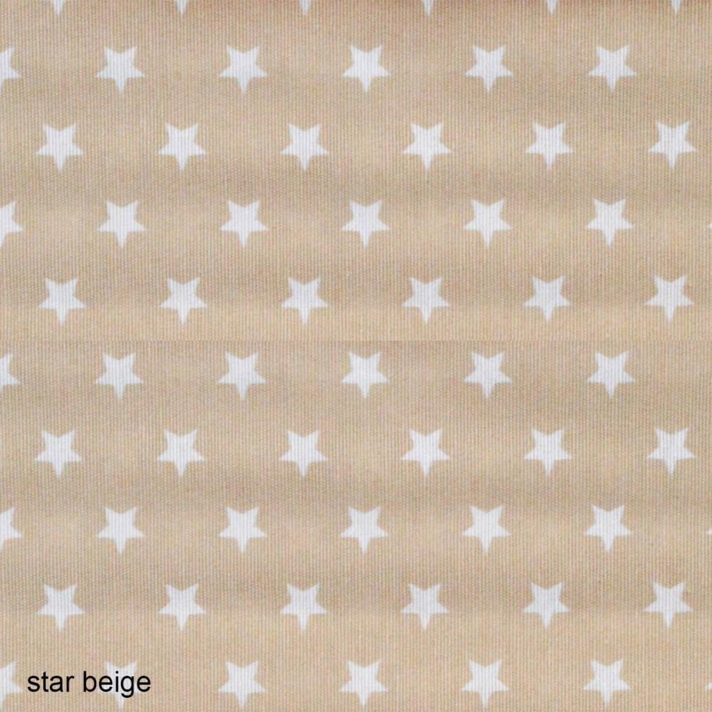Ύφασμα λονέτα Star Candy Beige