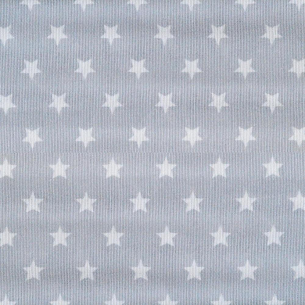 ύφασμα Candy Star gris