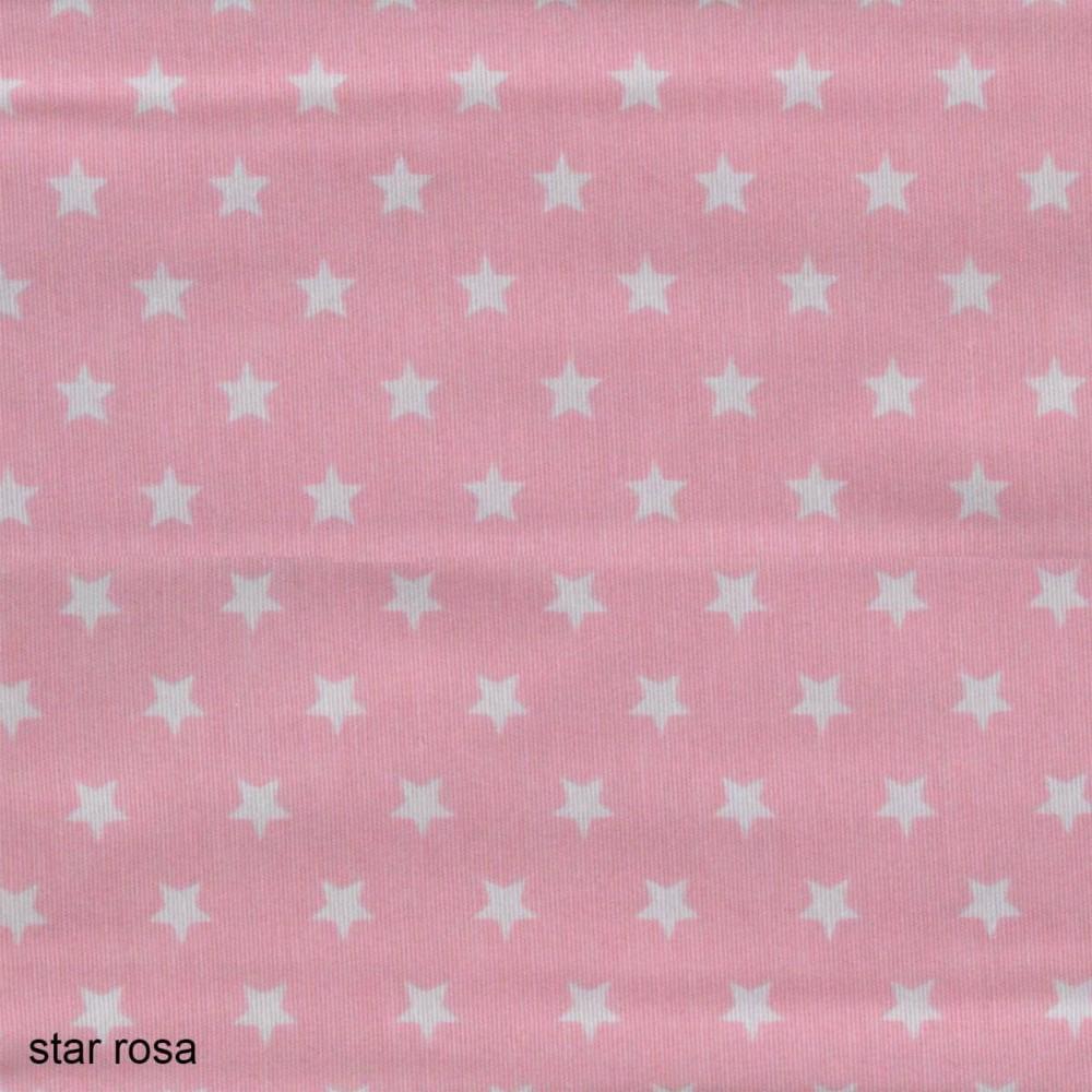 ύφασμα Candy Star rosa