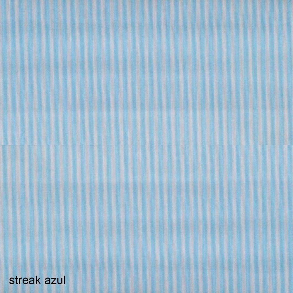 Ύφασμα λονέτα Streak Candy Azul