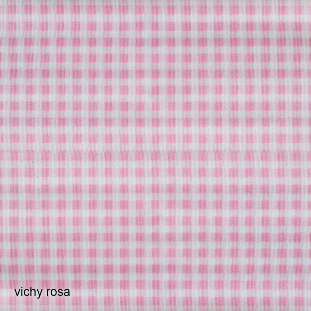 ύφασμα Candy Vichy rosa