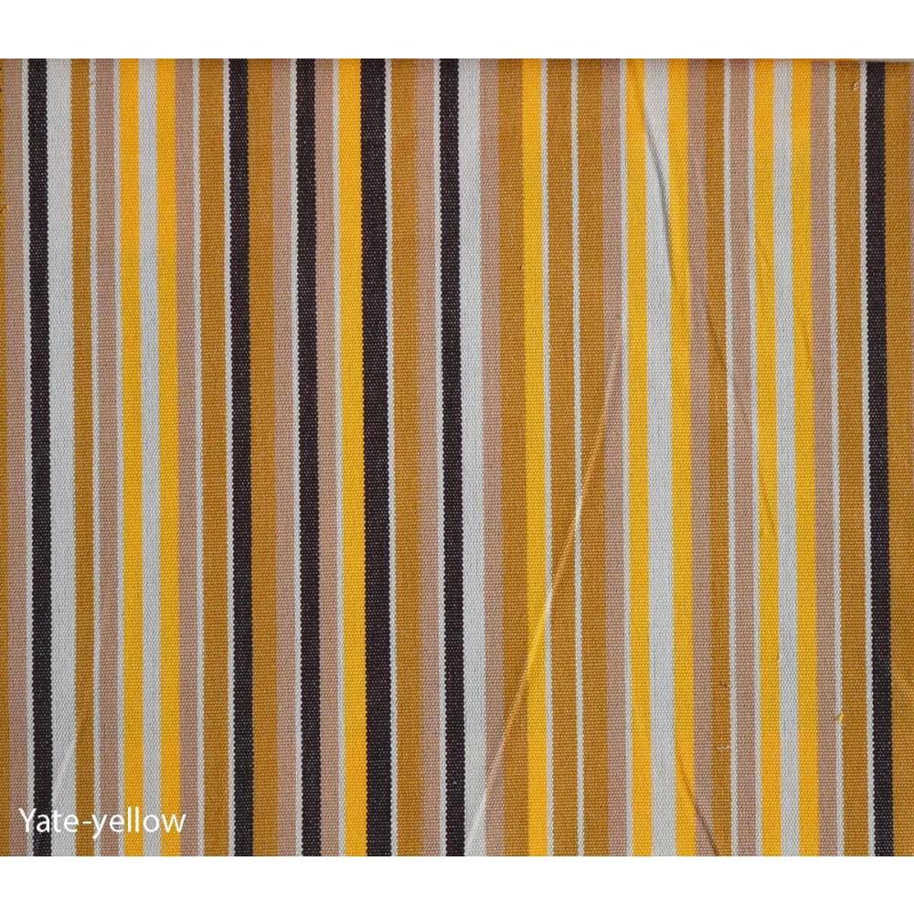 Ύφασμα νηματοβαφή Outdoor Yate Yellow