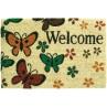 Χαλάκια εισόδου Welcome Butterfly Ruco Print 400
