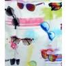 Ύφασμα μοντέρνο με το μέτρο Sunglasses Panama 5-2155